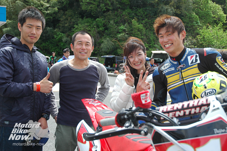 S1 Pro 日浦大治郎選手 2018SMJ R1 茂原 車両保管にて