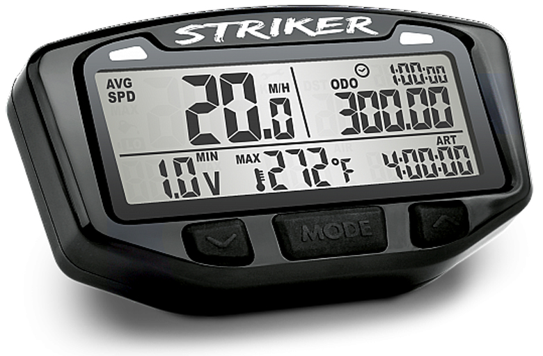 Trail Tech トレイルテック STRIKER ストライカーデジタルメーター