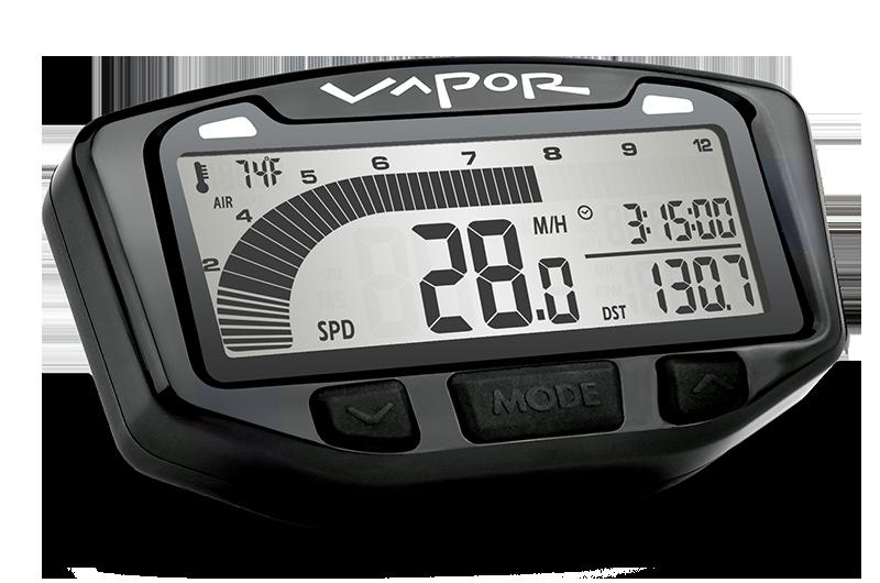 Trail Tech トレイルテック VAPOR ベイパーデジタルメーター